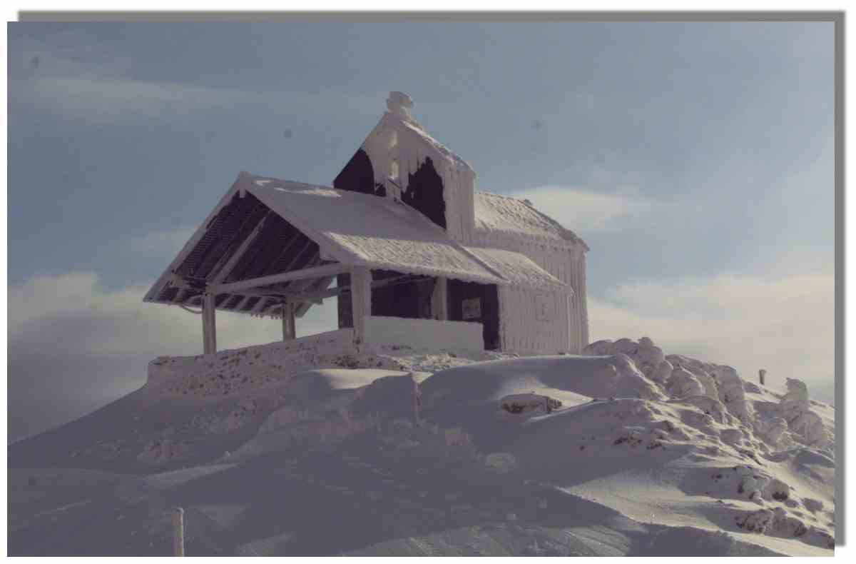 Vereiste Tabor Kapelle